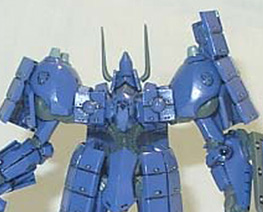 RT1258  Blue Armor