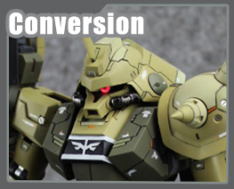 RT3594 1/100 Marasai Sleeves Version Conversion Kit