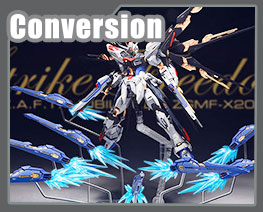 RT3501 1/100 Strike Freedom Conversion Kit Dx Version