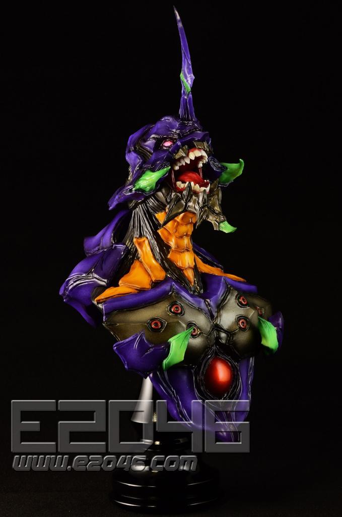 EVA-01 Bust