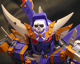 RT1632  SD Musha Crossbone Gundam