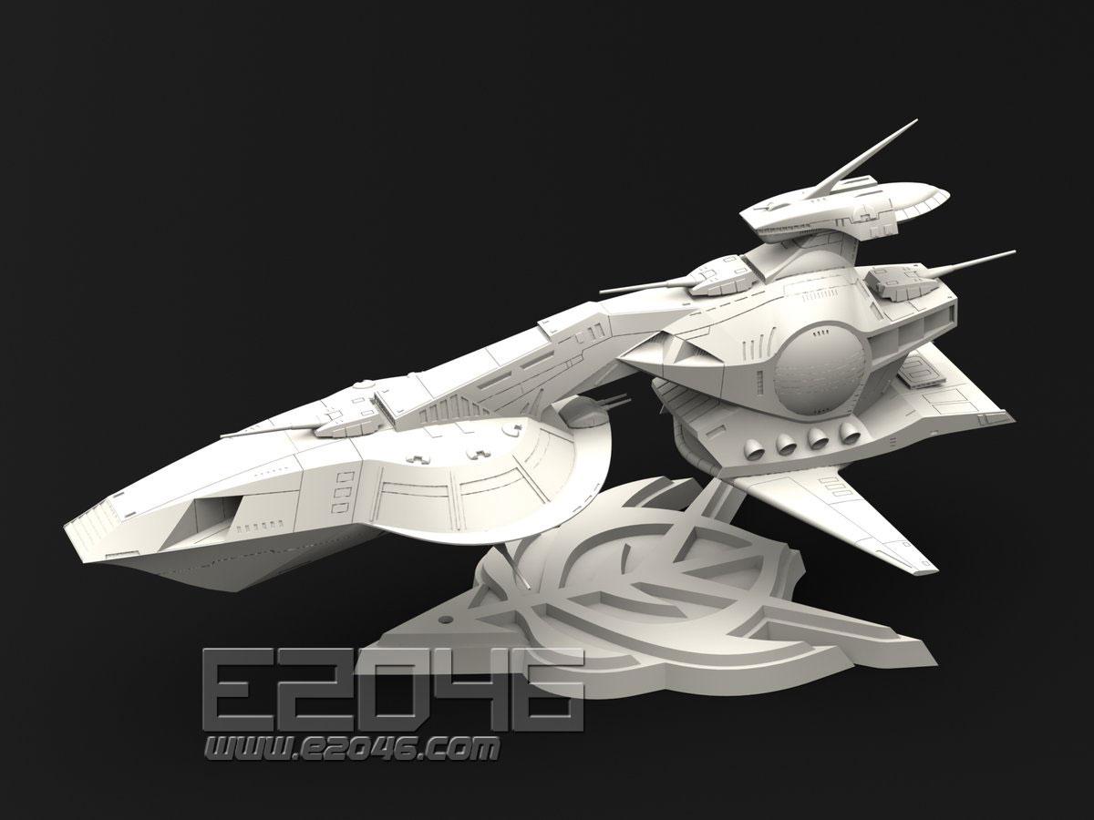 Endra Class Cruiser