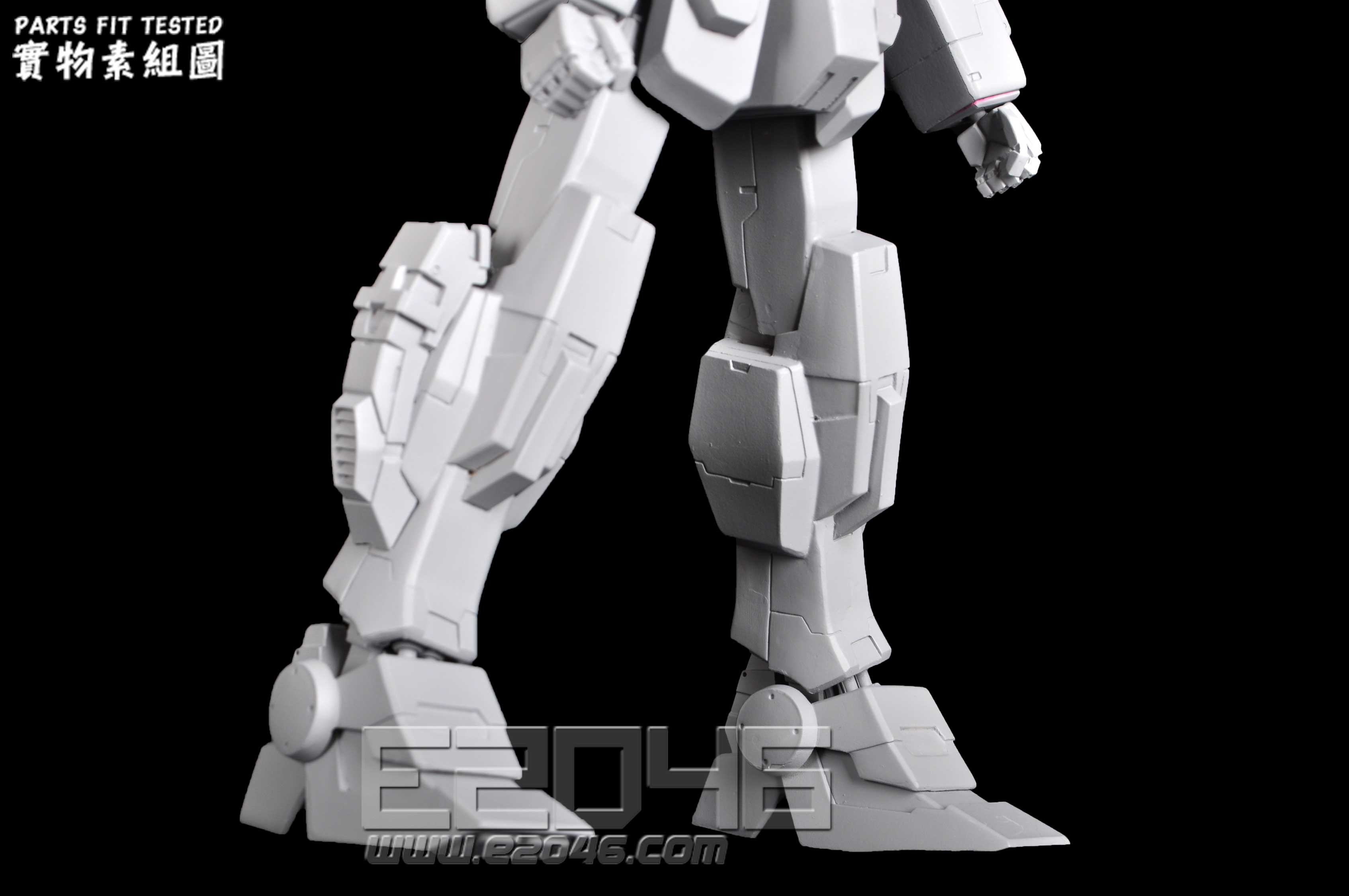 RX-79BD Blue Destiny Specified Parts