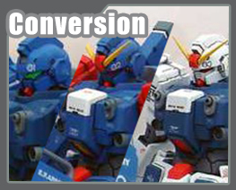 RT1436 1/100 RX-79BD Blue Destiny Specified Parts
