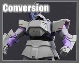 RT3699 1/144 MS-09 Prototype Dom Conversion Kit