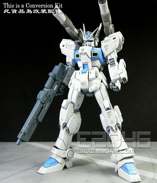 F-70 Cannon Gundam Conversion Parts