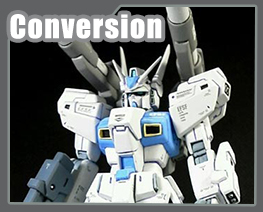 RT2806 1/144 F-70 Cannon Gundam Conversion Parts