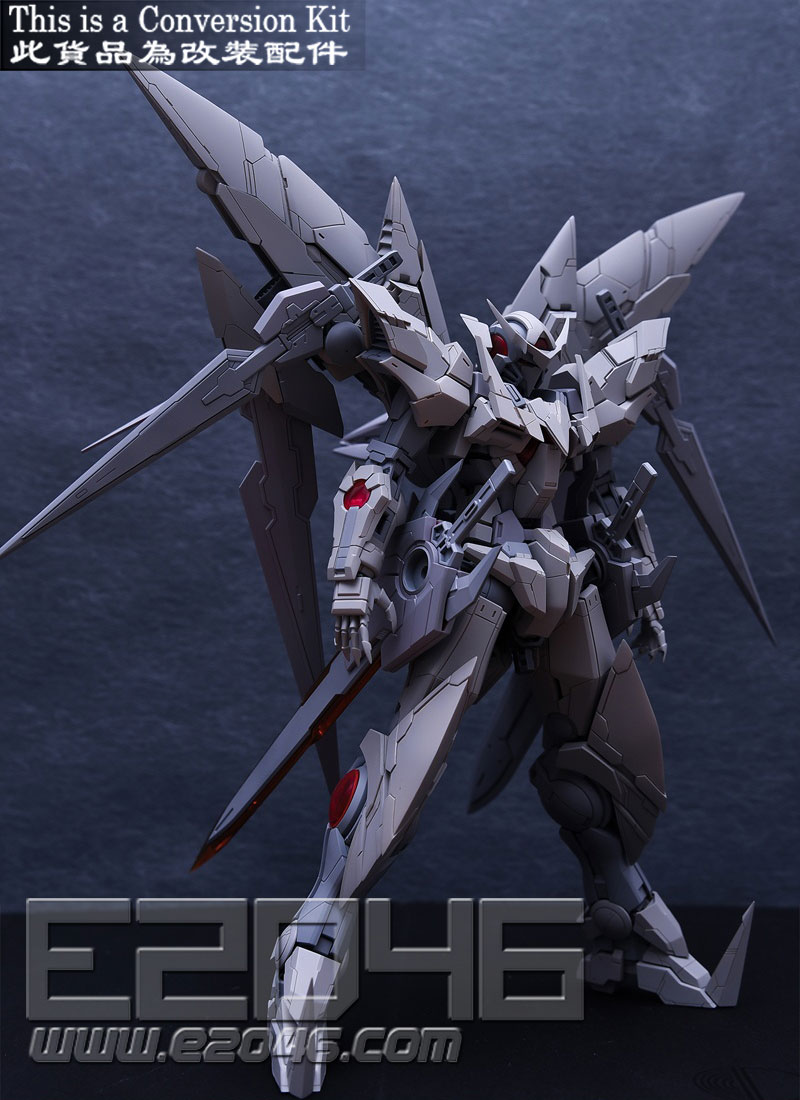 Gundam Exia Dark Matter Conversion Kit