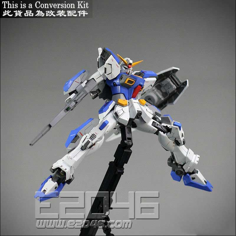 Gundam F90 Conversion Kit