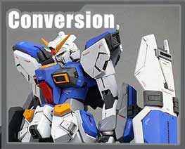 RT3247 1/100 Gundam F90 Conversion Kit