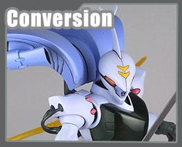 RT2402 1/35 Aura Battler Dunbine Conversion Parts