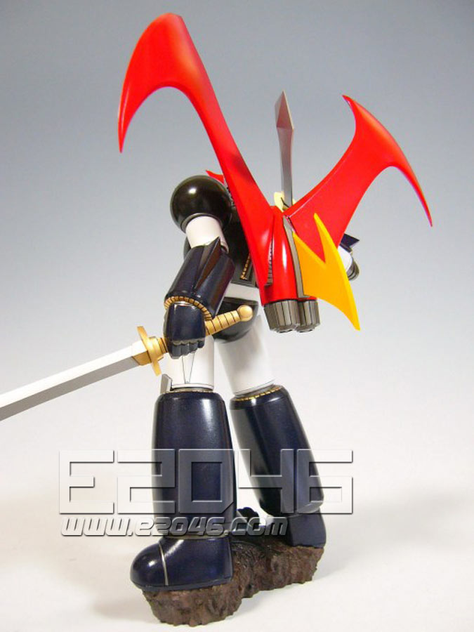 Great Mazinger Great Hero Version