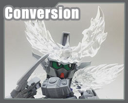 RT3621 SD SD Rekkou Gundam Conversion Kit