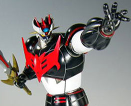 RT1034  Mazinger Comics Version
