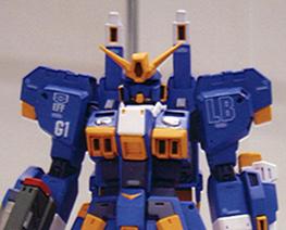 RT1550 1/100 RAG-79-G1 Waterproof Gundam