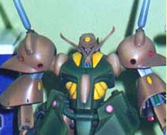 RT0928  Robot in Zeta Gundam