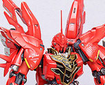 RT2292 1/72 MSN-06S Sinanju Multi-Colo​r Version