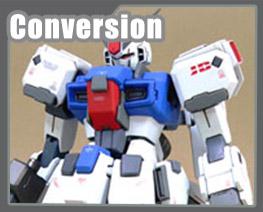 RT1515 1/100 F-95 JD Conversion Parts Set