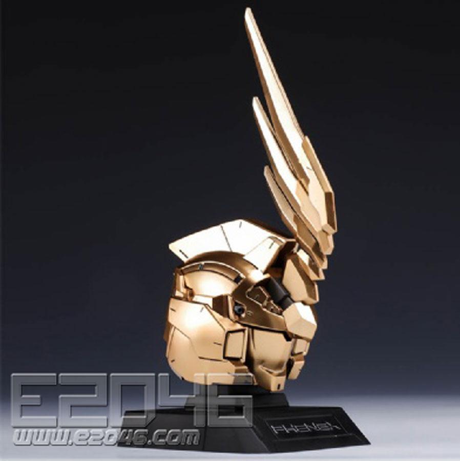Phenex Unicorn Gundam Head Set