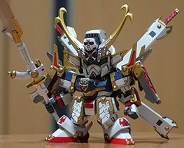 RT3110 SD SD Cross Bone Gundam