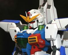 RT1613 1/144 GX-9900 DV 鋼彈 X