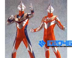 RT0496  Ultraman Tiga