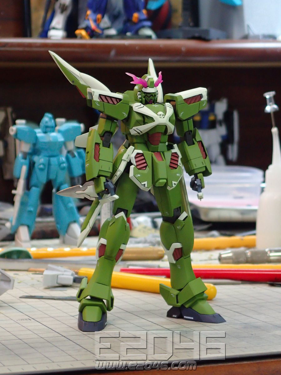 Crossbone Gundam Ghost