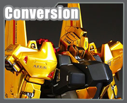 RT3287 1/60 Hyaku Shiki Conversion Kit