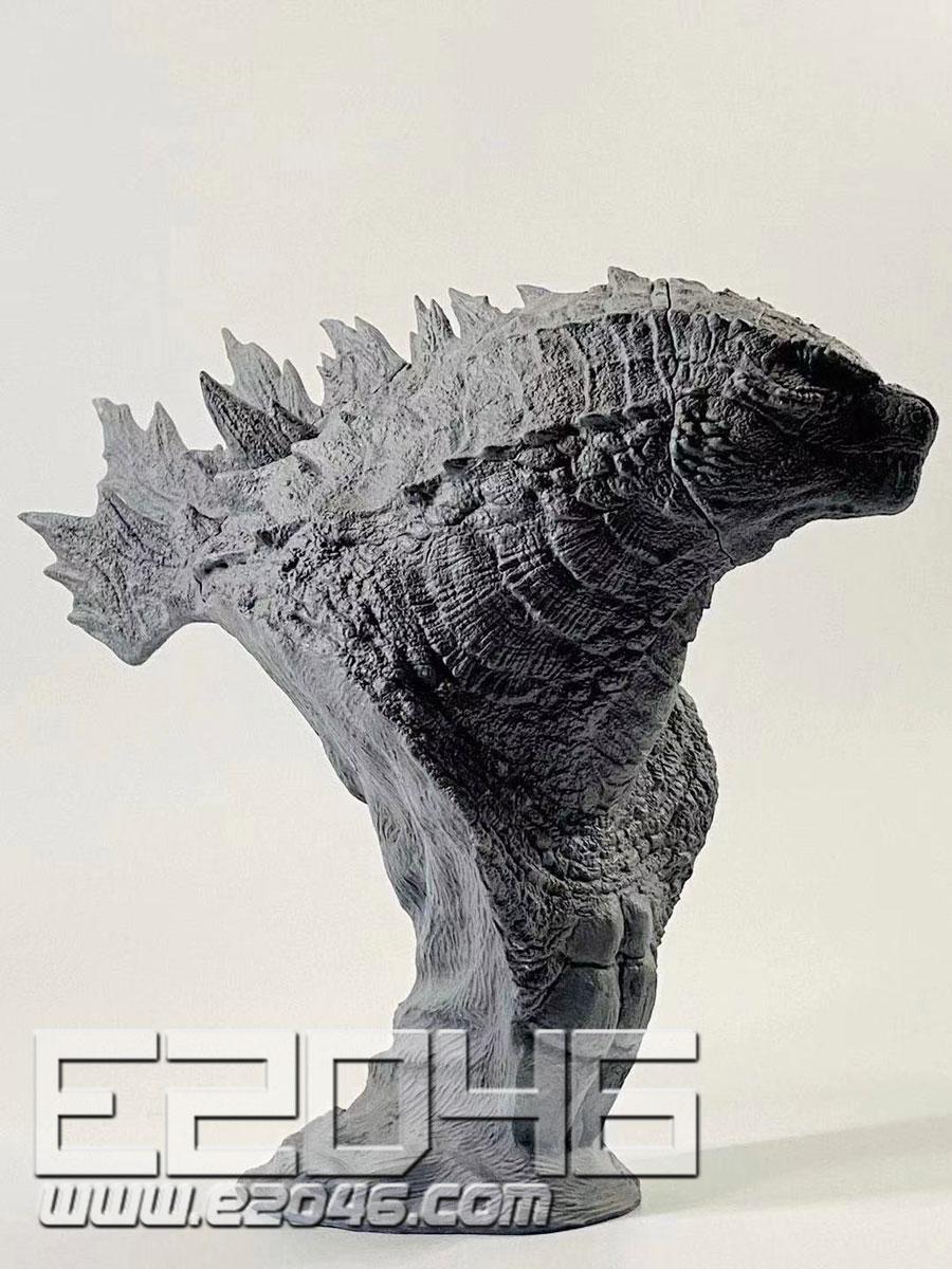Godzilla Bust
