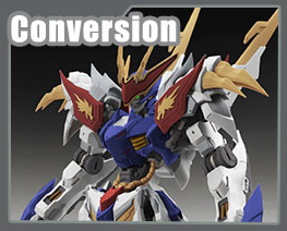 RT3127 1/100 Gundam Barbatos Dragon Lord Conversion Kit