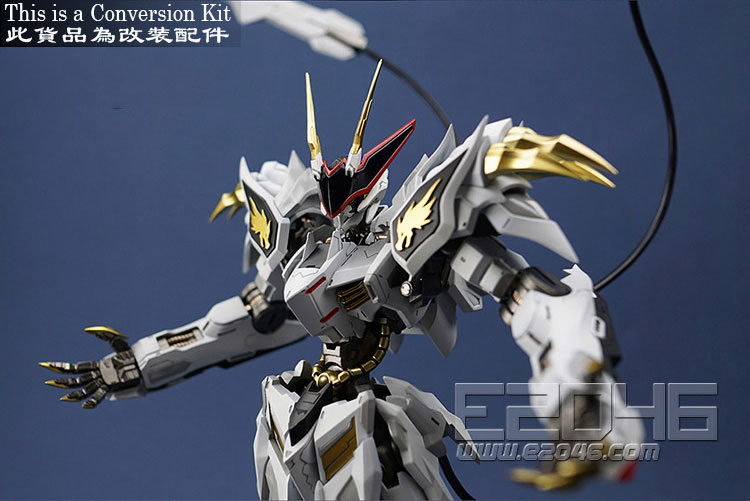 Gundam Barbatos Dragon Lord Conversion Kit