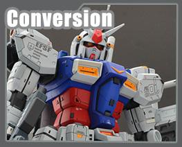 RT3685 1/60 RX-78 GP01 Gundam Conversion Kit