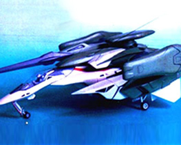 RT1084 1/72 Valkyrie II OVA Version