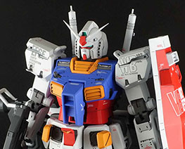 RT3134 1/100 RX-78-2 Gundam Ver Ka Hatch Open Version