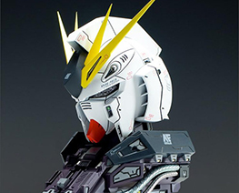 RT2071 1/35  RX-93 Nu Gundam Head Model