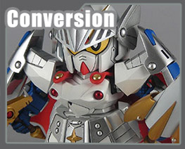 RT2440 SD Knight Gundam Conversion Parts