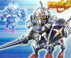 RT1750  Knight Gundam
