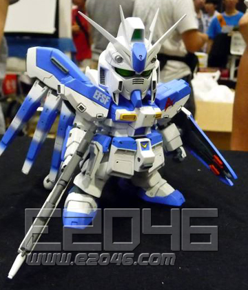 SD Hi-Nu Gundam