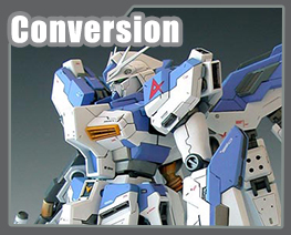 RT1636 1/100 RX-93-2 Hi-Nu Gundam MG Conversion Kit