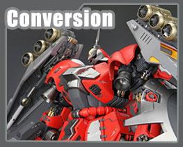 RT1771 1/72 MSN-03 Jadg Doga Conversion Kit