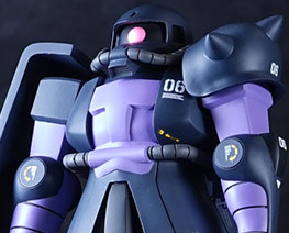 RT3336  MS-06R-1A Zaku II High Mobility Type