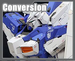 RT3660 1/100 Hi-Nu Gundam Conversion Kit