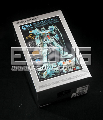 RGM-79N GM Custom Conversion Package
