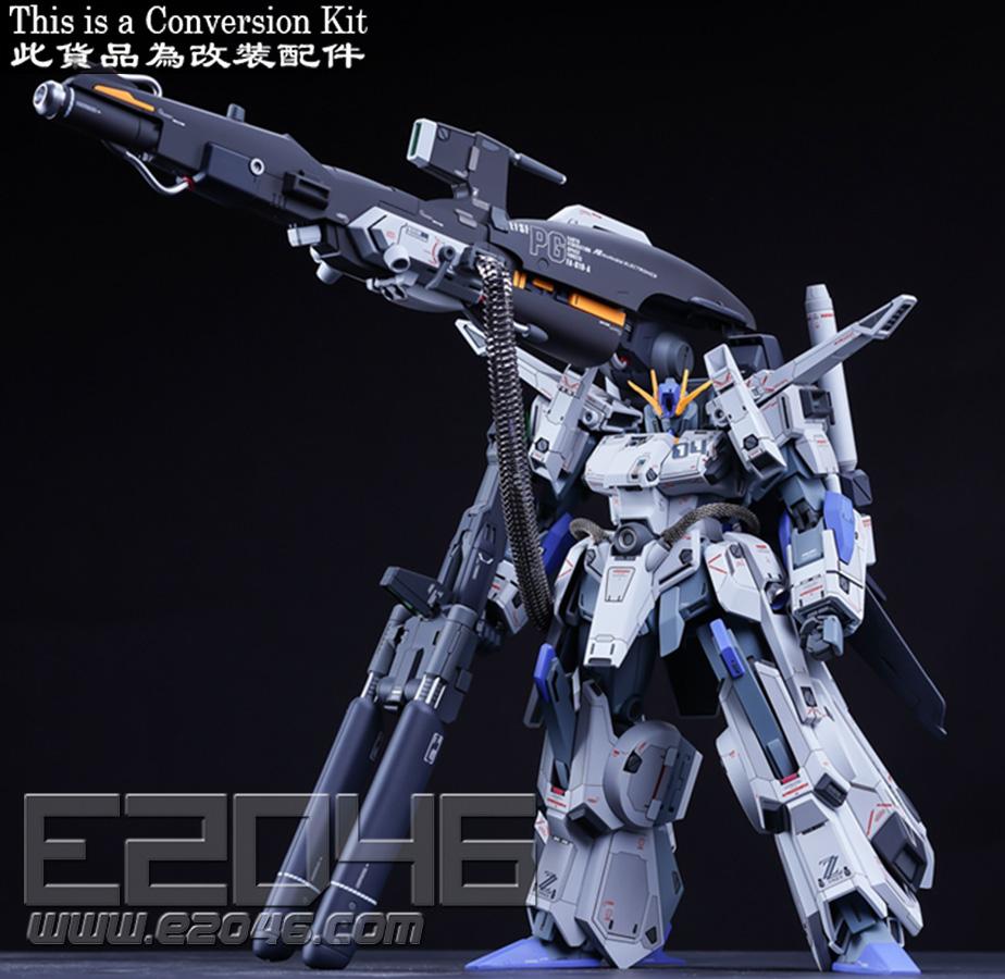 FA-010A FAZZ Gundam Ka Version Conversion Kit