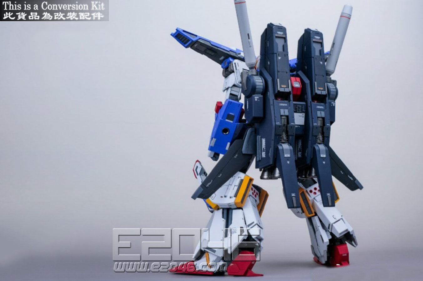 ZZ Gundam Conversion Kit