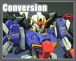 RT1580 1/100 MSZ-006 Z Gundam Conversion Parts