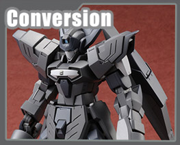RT2239 1/144  G Bouncer Conversion Parts