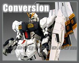 RT2328 1/100 RX-93 Nu Gundam Evolve 5 Conversion Parts