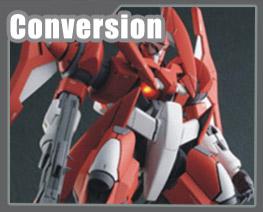 RT2005 1/100 GN-X Conversion Parts