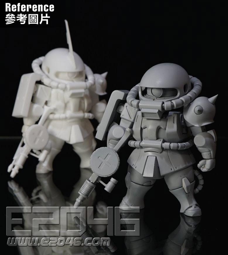 SD MS-06 薩克